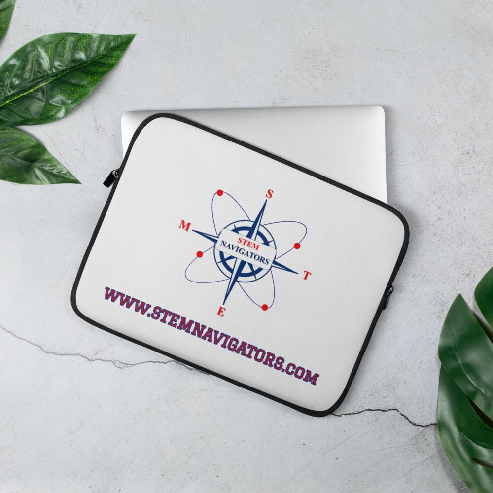 STEM Navigators Laptop Sleeve
