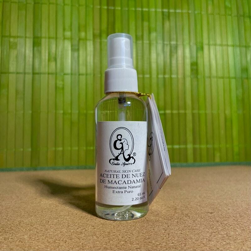 Bulletproof. 100% Natural Skin Care. Extra Pure Organic Guatemalan Macadamia Oil. 2.20 fl.oz. Shipping included.