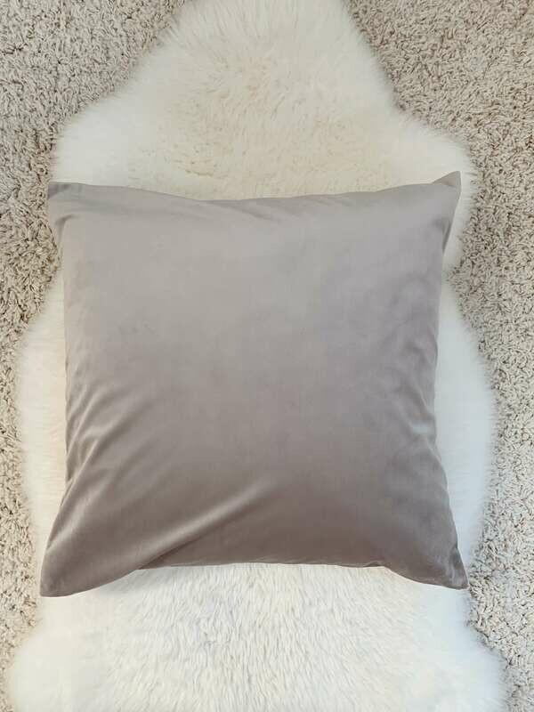 Pillow Case Latte