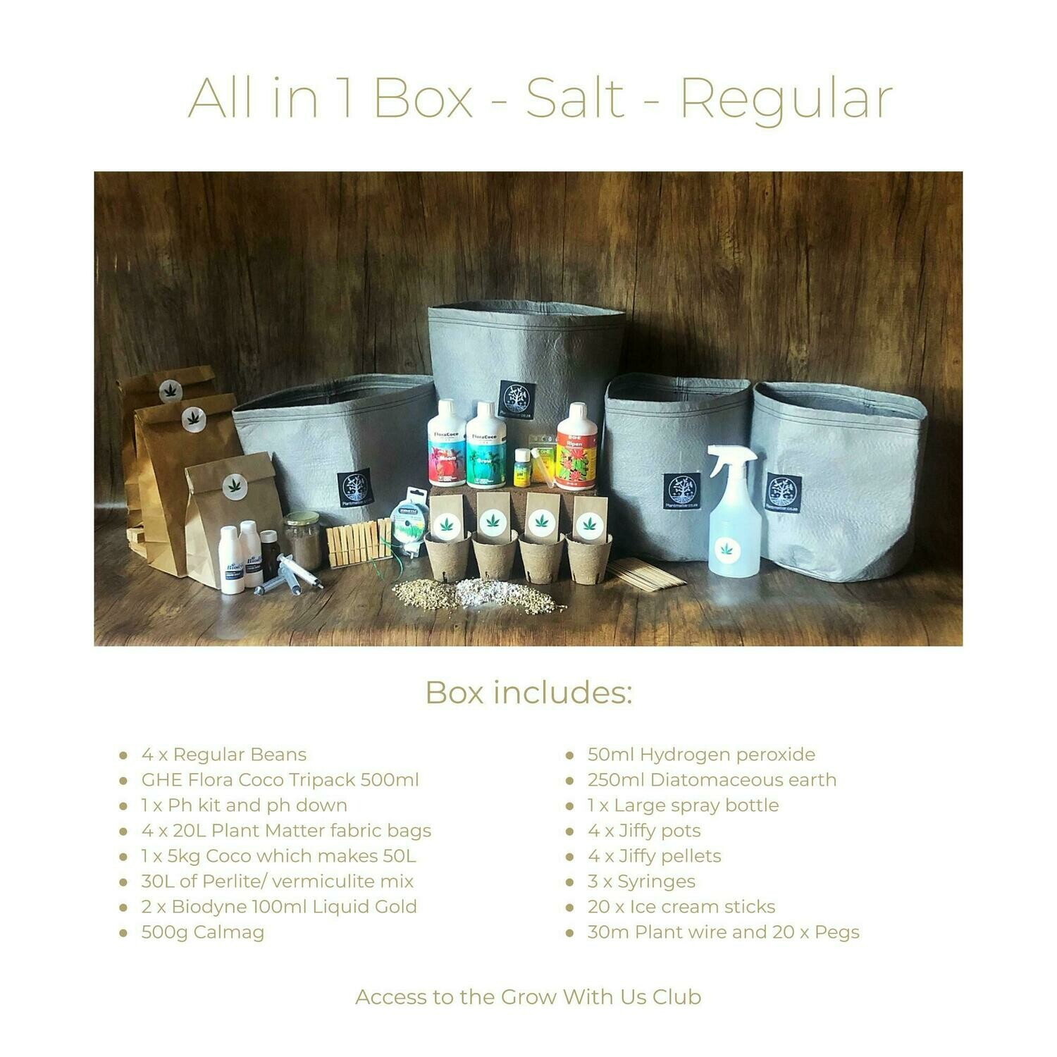 Grow With Us - All in 1 Box
