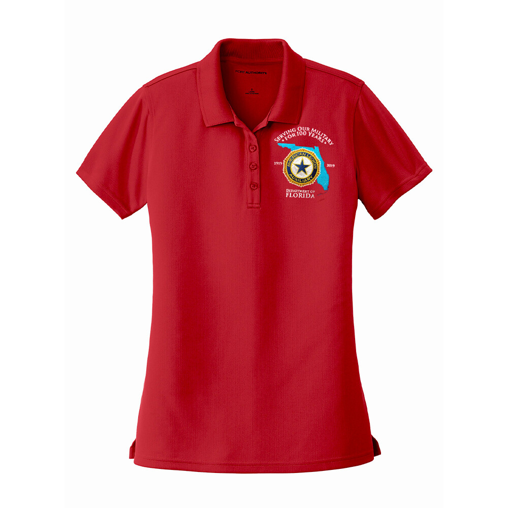 2019-2020 Dept President Shirt - Red Youth