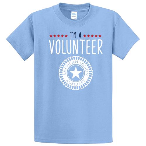 I'm A Volunteer Crewneck