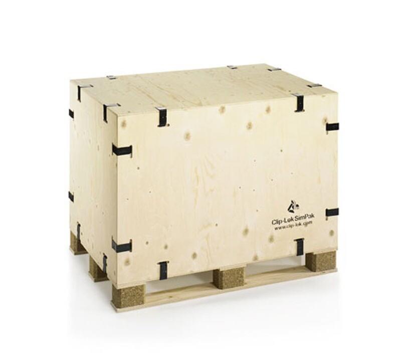 EURO Pallet Size1 - 12001200784NR