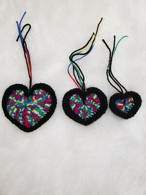 Autism Love Heart - Small