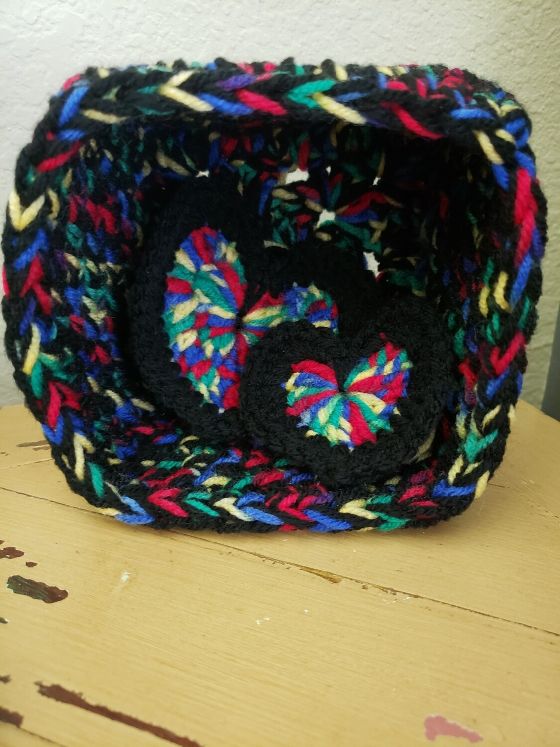 Autism Love Small Basket