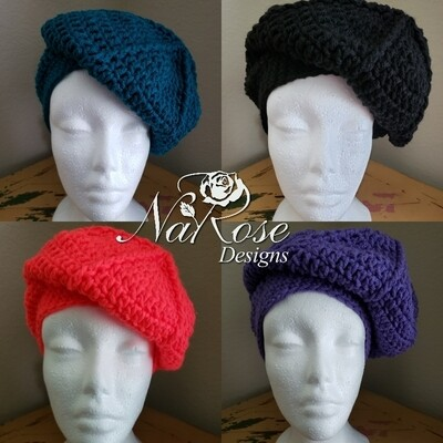 Slouchy Hats (Solid)