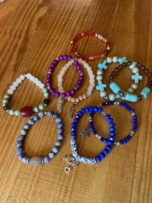 Single, Stack How You Like Bracelets
