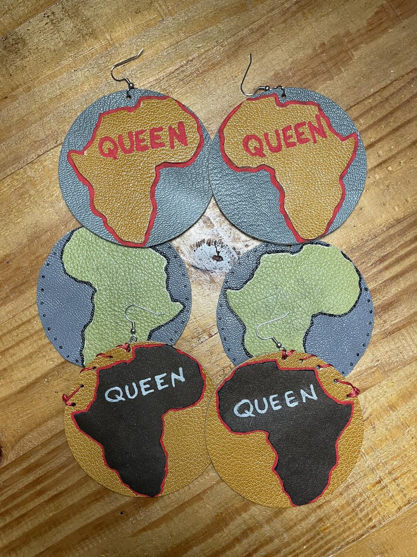 Africa in Color Earrings