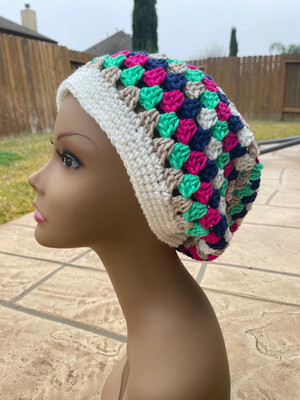 Derby Slouchy Hat