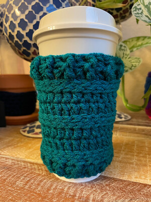 The In Between Cup Cozy Pattern PDF