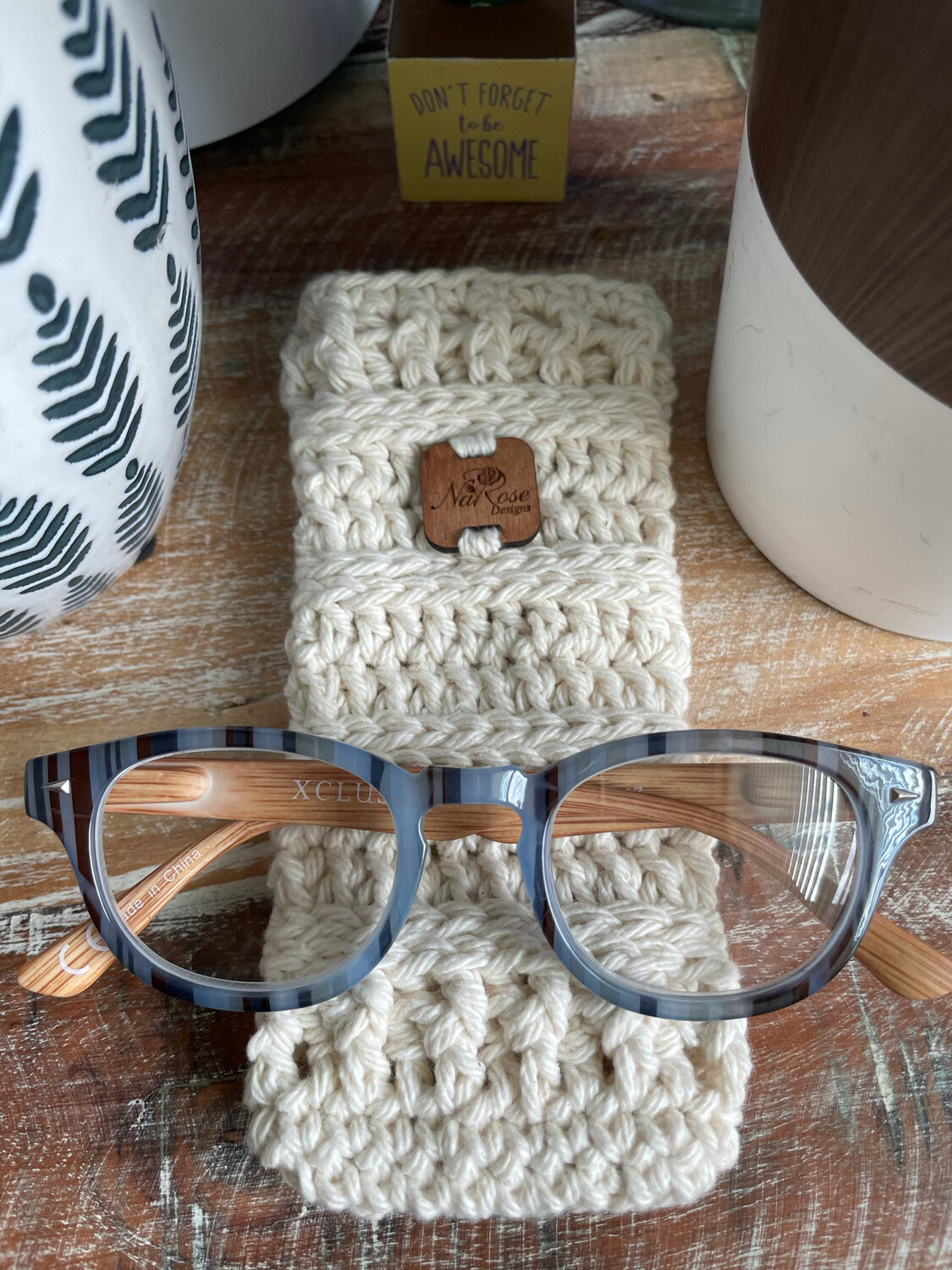 The In Between Eyeglass Pattern PDF