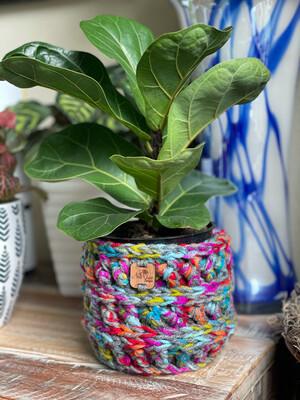 The Perfect Little Basket/ Planter Basket