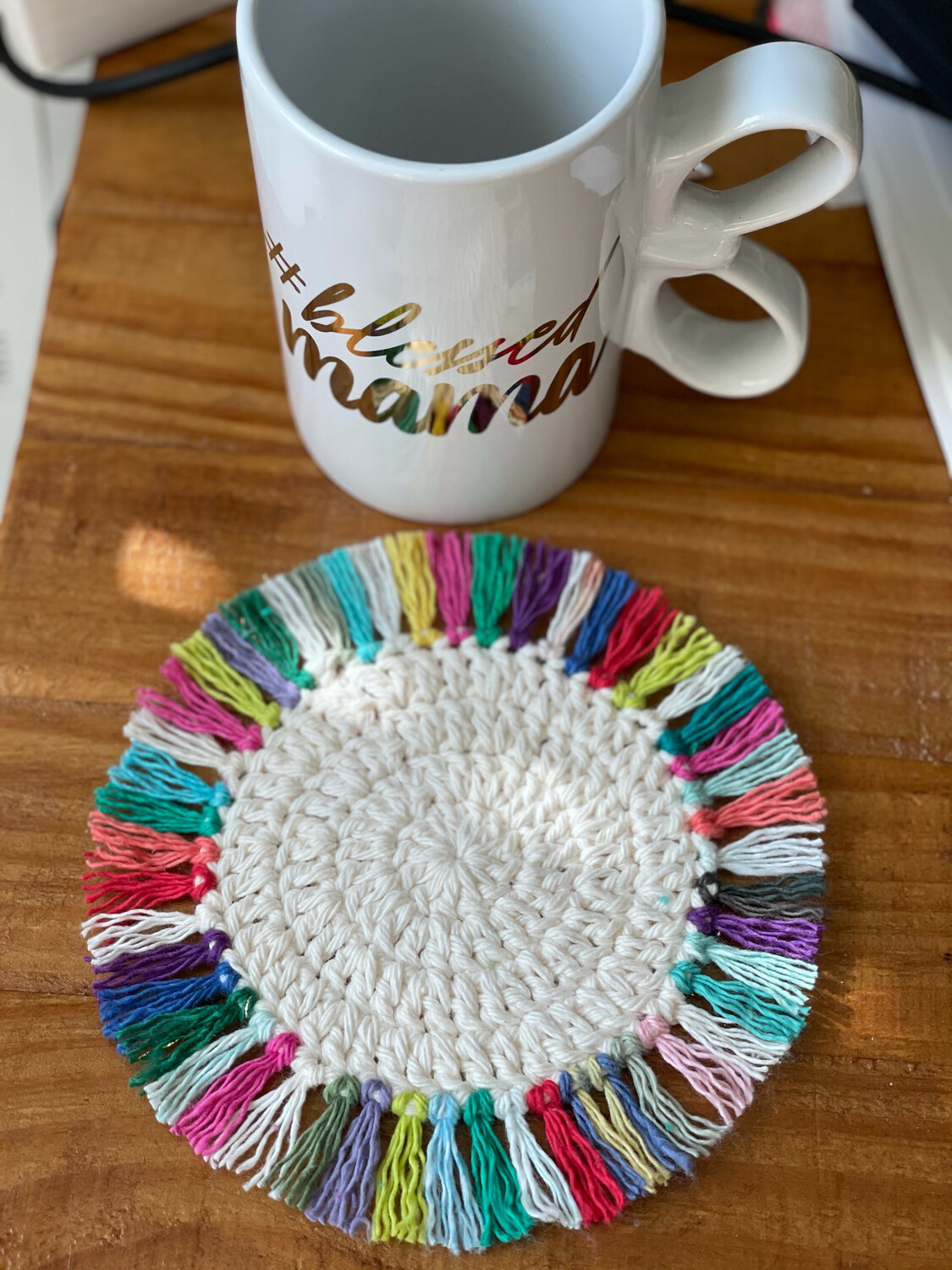 All The Colors Coaster Set