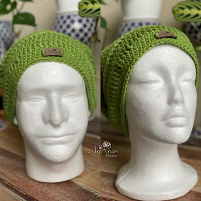 Light Green NRD Slouchy Hat