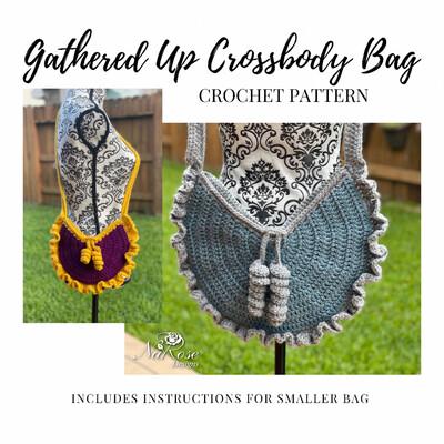 Gathered Up Crossbody Bag Pattern