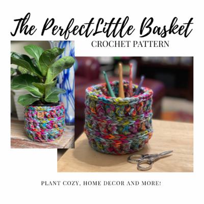 PATTERN The Perfect Little Basket PDF