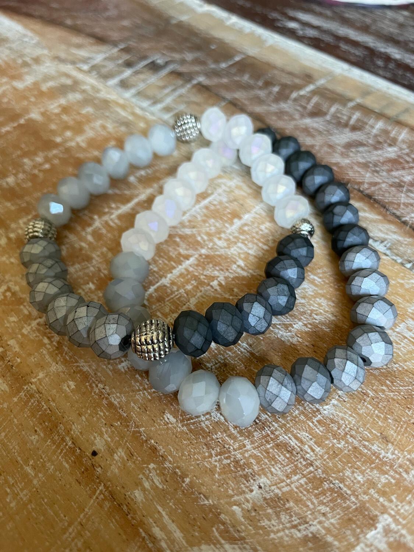 Large Ombre Bracelets