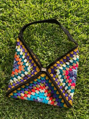 Eclectic Prisim Bag