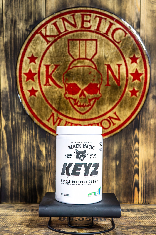 Black Magic, Keyz, 30 Servings, Mojito Raz