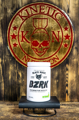 Black Magic, Bzrk, 25 Servings, Haterade