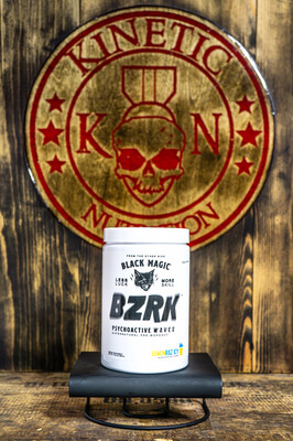 Black Magic, Bzrk, 25 Servings, Lemonraz Icy