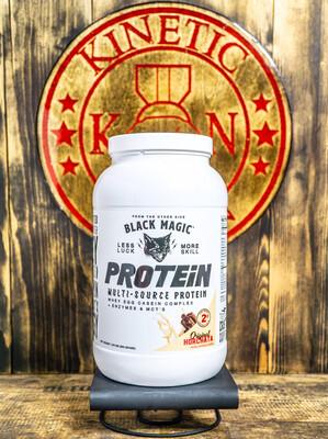 Black Magic, Multi-Source Protein, 25 Servings, 2Lb, Horchata