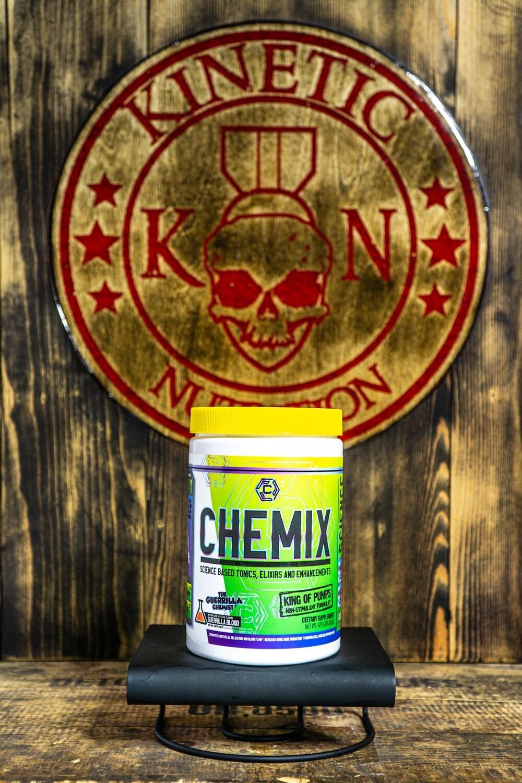 Chemix, King Of Pump, 20 Servings, Guerrilla Blood