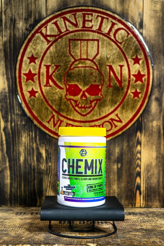 Chemix, King Of Pump, 20 Servings, Orange Sherbet