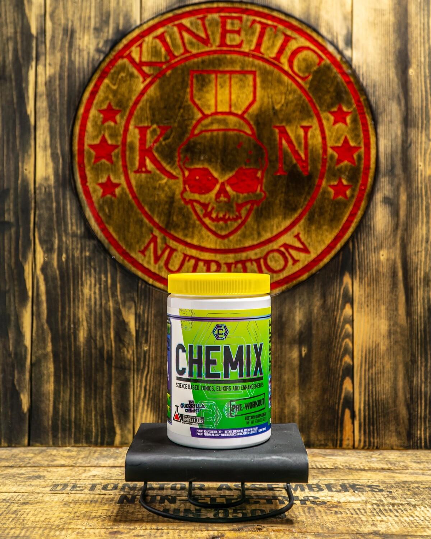 Chemix, Pre-Workout, 20 Servings, Guerrilla Juice