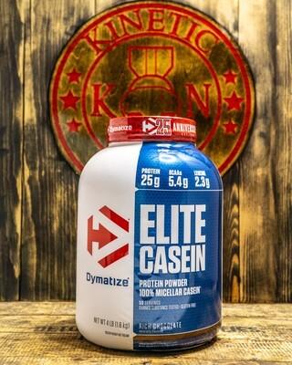 Dymatize, Elite Casein Protein, 51 Servings, 4Lb, Rich Chocolate