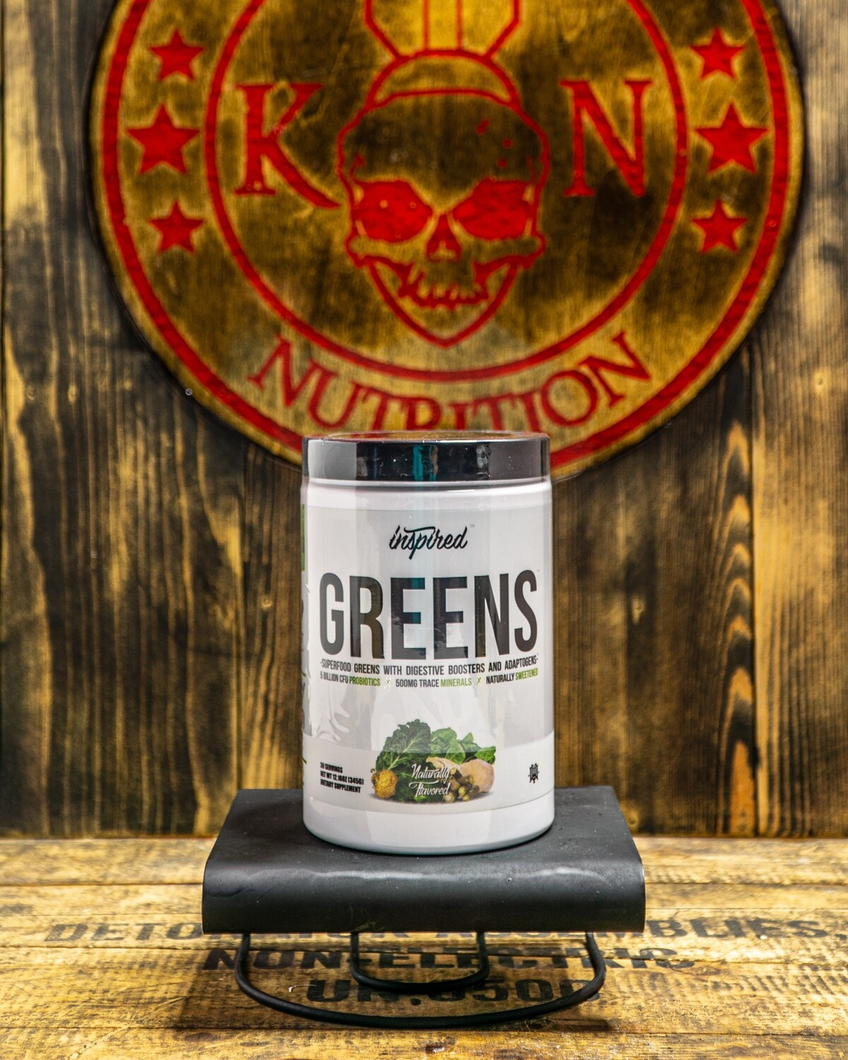 Inspired, Greens, 12.16 Oz