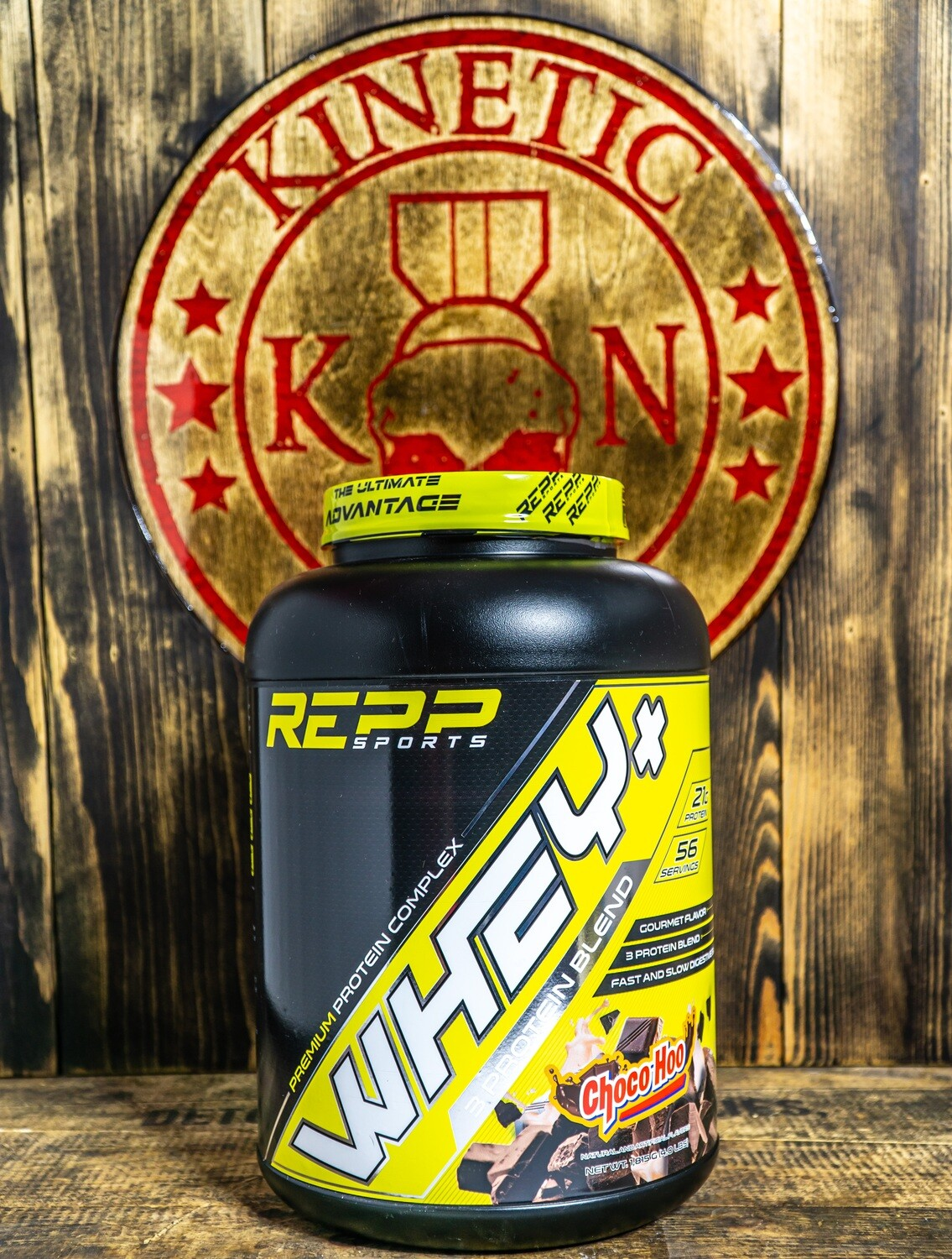 Repp Sports, Whey Protein, Choco-Hoo, 56 Servings