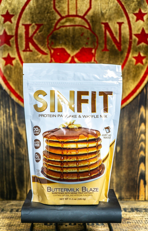 Sinfit, Protein Pancake, Buttermilk Blaze, 2Lb