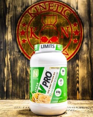 Nutrakey, Vpro Raw Plant Protein, 2Lb Vanilla