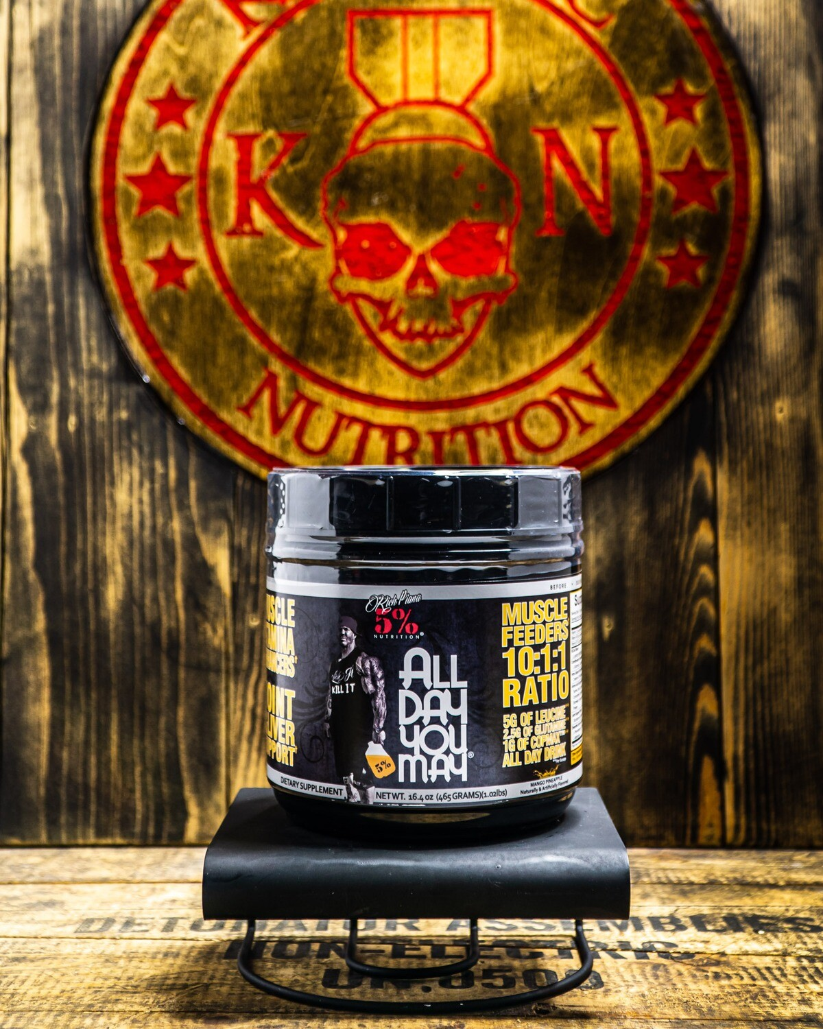 5% Nutrition, All Day You May, 30 Servings, Mango Pineapple