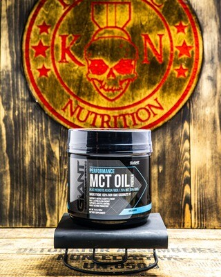 Giant, Performance Series, Mct Oil Powder, 30 Servings