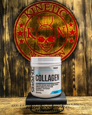 Giant, Collagen, Unflavored, 44 Servings