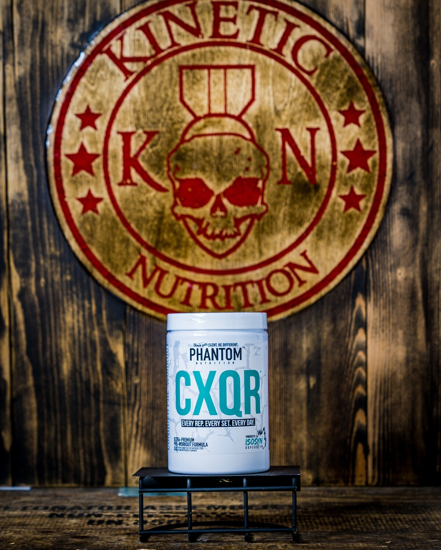 Phantom Nutrition, Conquer, Strawberry Frosé
