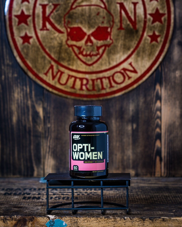 On, Opti-Women, Multi-Vitamin, 60 Ct