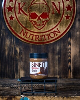 Sinfit, Caffeinated Almond Spread, Chocolate Chaos, 10 Servings