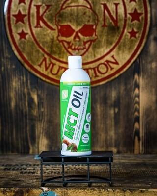 NutraKey, MCT Oil, 31Serving, Vanilla