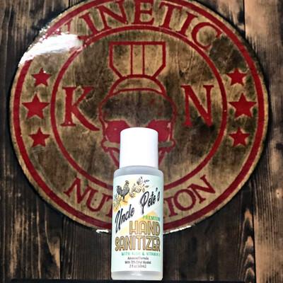 Uncle Pete's, Hand Sanitizer, 2oz