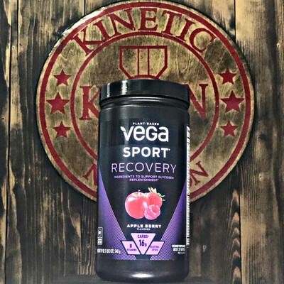 Vega Sport, Recovery, 20 Servngs, Apple Berry