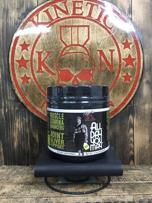 5% Nutrition, All Day You May, 30 Servings, Lemon Lime