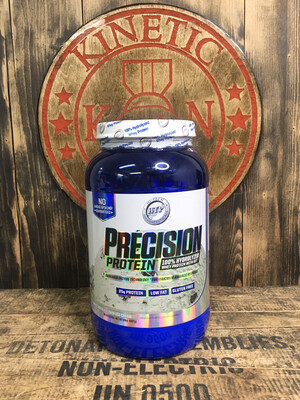 Htp, Precision Protein, 28 Servings, 2lb, Mint Chocolate Chip Ice Cream