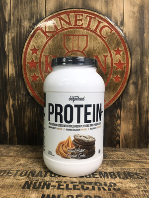Inspired, Protein, Peanut Butter Chocolate Cookie, 27 Servings
