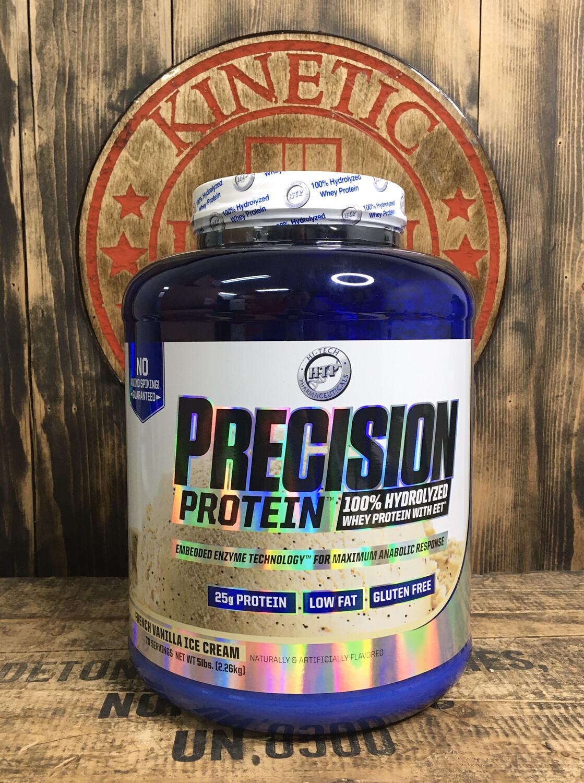Htp, Precision Protein, 70 Servings, 5lb, French Vanilla Cream
