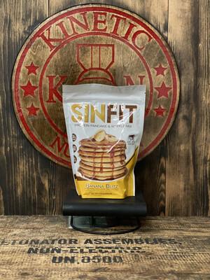 Sinfit, Pancake Mix, Banana Blitz, 11.6Oz