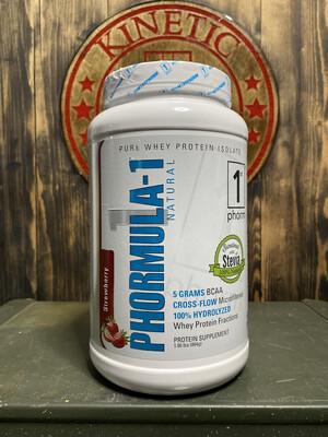 1st Phorm, Phormula-1, Natural Protein, 32 Servings, 2lb, Strawberry