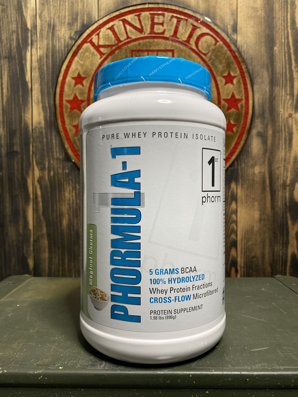 1st Phorm, Phormula-1, Protein, 32 Servings, 2lb, Magical Charms